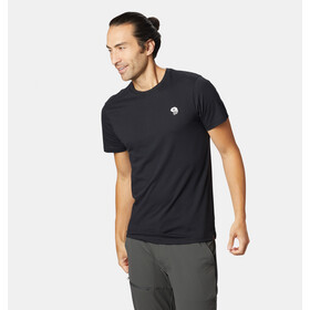 Mountain Hardwear Hardwear Logo SS T-Shirt Men black